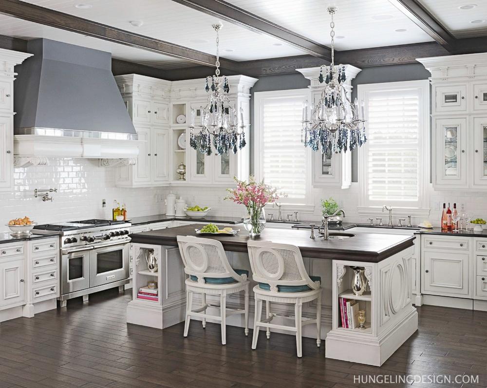 Best Kitchen Gallery: Julep Lane Project Heather Hungeling Design Luxury Kitchen Designer of Clive Christian Kitchens on rachelxblog.com