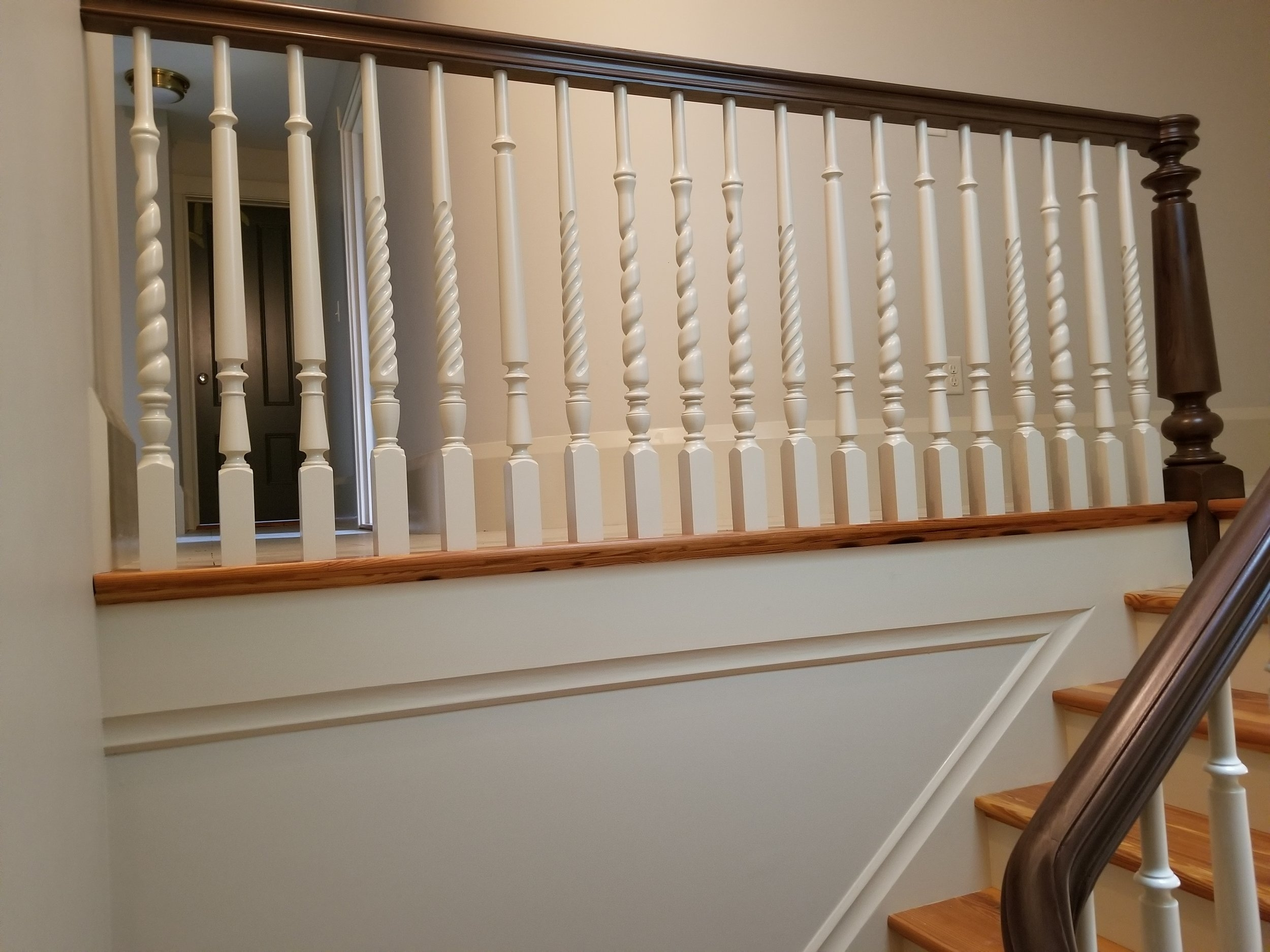 Wood Balusters — Oak Pointe Stair Parts And More | Wooden Stair Rails And Balusters | Stair Parts | Wrought Iron Balusters | Stair Spindles | Newel Posts | Stair Treads