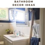 Simple Bathroom Decor Ideas On A Budget Amanda Katherine