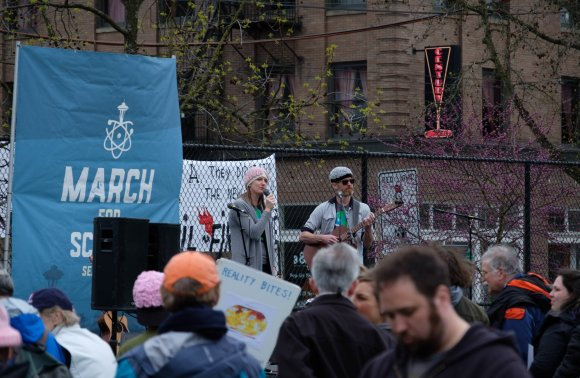 Seattle March for Science-12