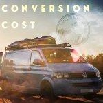 Vw T5 Diy Camper Conversion Cost Self Build Vanlife Uk Camp Comforts