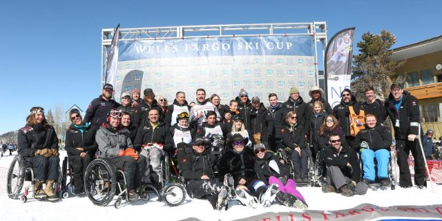 The NSCD team of athletes and former athletes and coaches