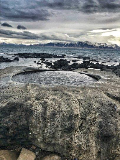 Seltjarnes Peninsula Footbath - Kvika