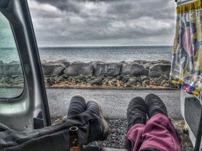 Seltjarnes Peninsula Footbath