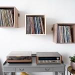 Wall Cubes Deep Cut Handmade Wooden Home Goods Decor