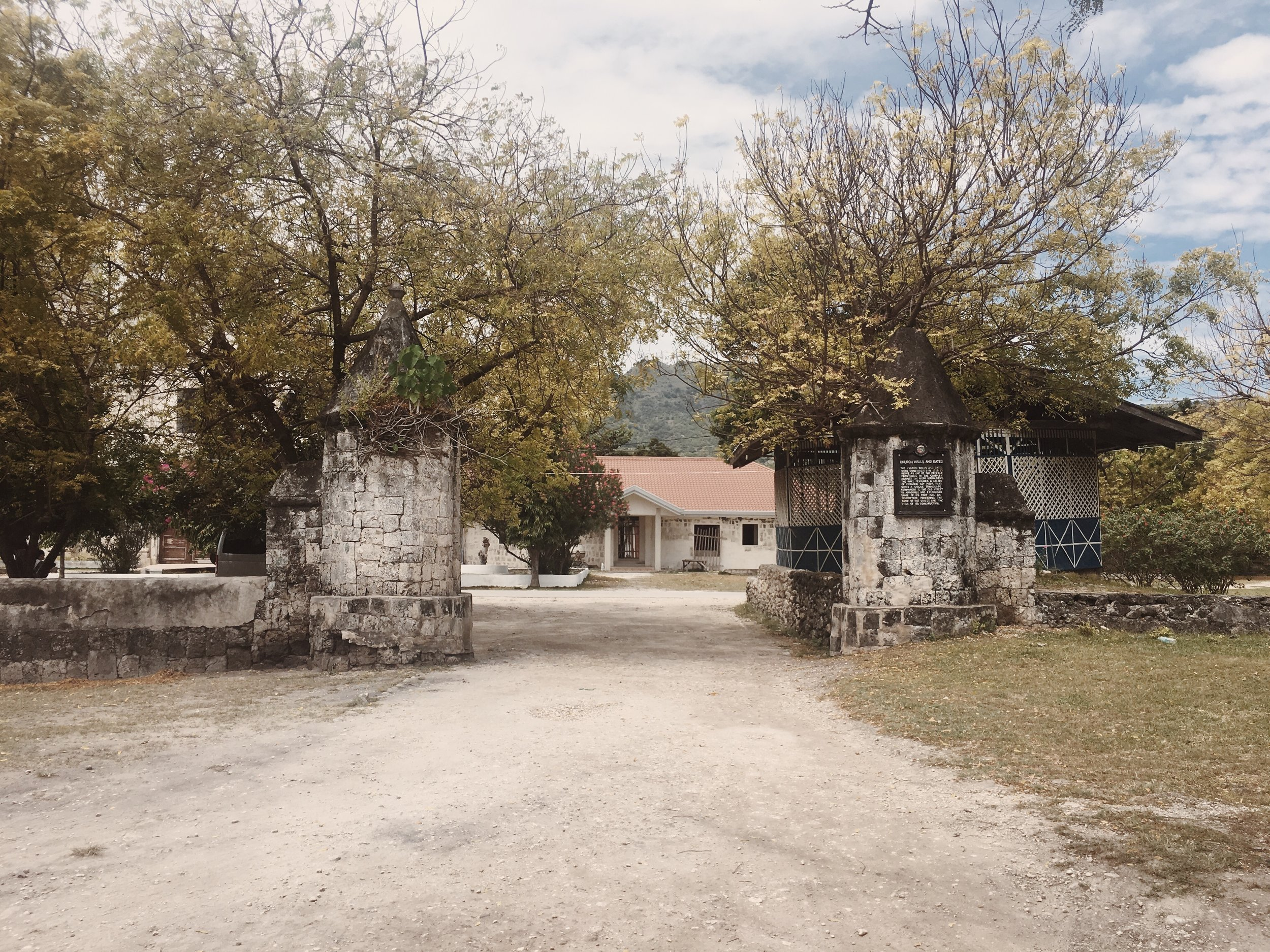 A Visit To Cebu's Historical Place: Cuartel and Baluarte 4