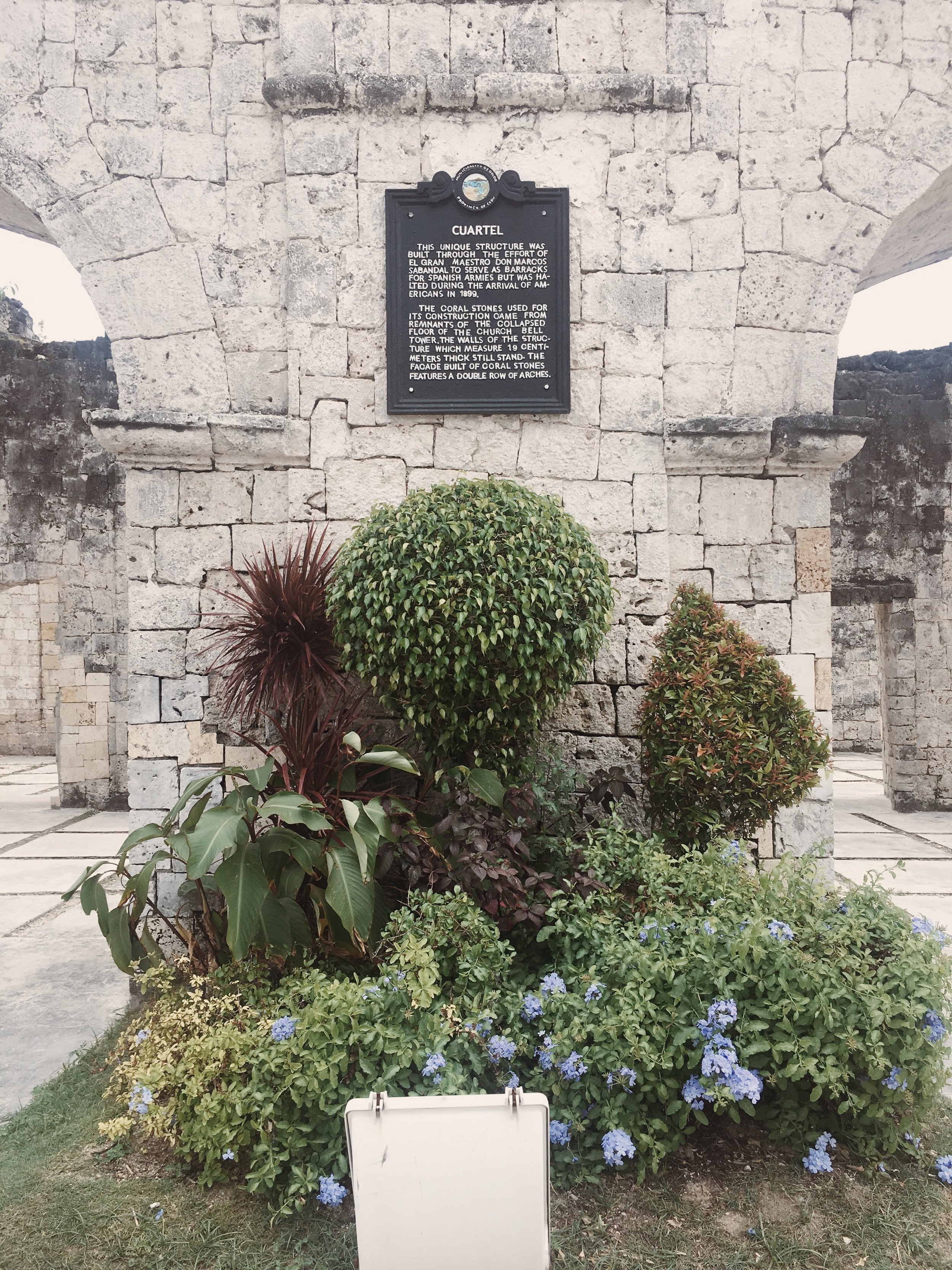 A Visit To Cebu's Historical Place: Cuartel and Baluarte 8