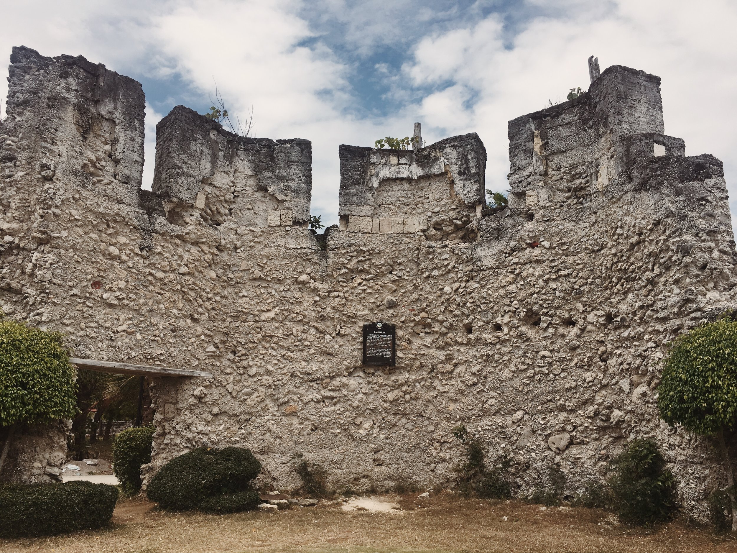 A Visit To Cebu's Historical Place: Cuartel and Baluarte 11