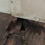 Replacing Rotted Sub Floor In Your Vintage Airstream Trailer Trashin
