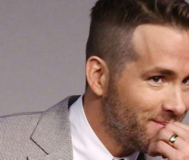 Ryan Reynolds Calmly Talks New Movie While Cars Crash Behind Him