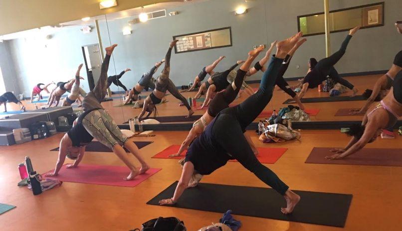 bikram yoga troy