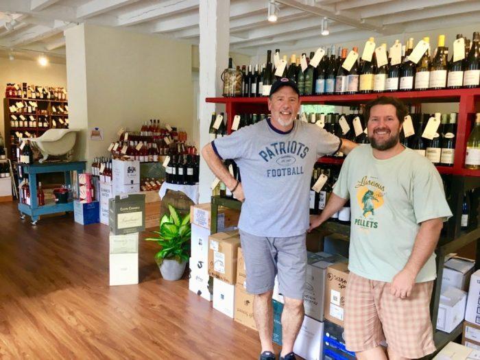 Respected sommelier and partner re-open South Egremont Spirit Shoppe