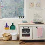 A Functional Montessori Toddler Kitchen Montessori In Real