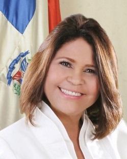 Deputy Graciela Fermin Nuesi, Coordinator IPPFoRB Dominican Republic. Image Source .