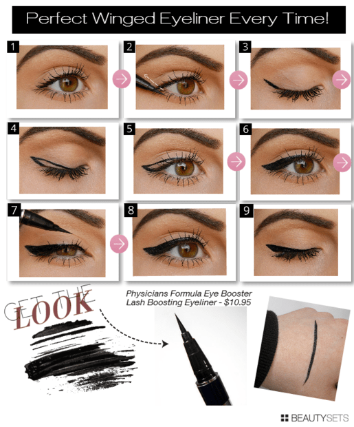 Makeup Tutorial The Perfect Winged
