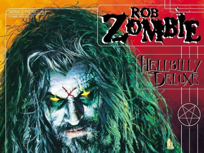 Rob Zombie's 'Hellbilly Deluxe' gets special Halloween Horror ...