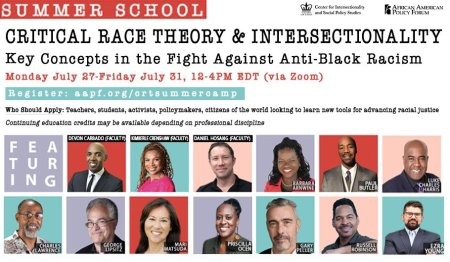 Apply For The Critical Race And Intersectionality Summer School! — CENTER  FOR BLACK EDUCATOR DEVELOPMENT