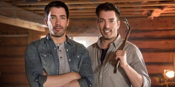 Reality TV Worlds Collide as the Property Brothers Attend Dancing with the Stars