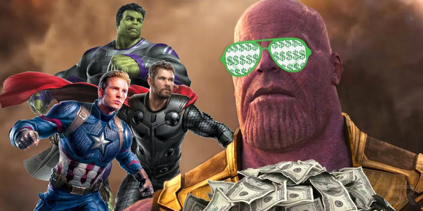 'Avengers: Endgame' Box Office Projections Closing In On Record-Shattering, Near $1 Billion Global Launch!