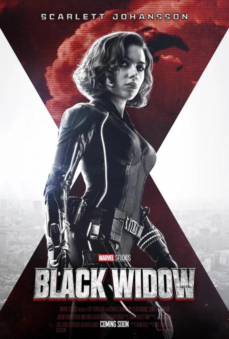 viuda negra marvel