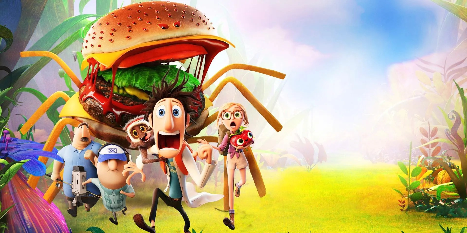 Cloudy With A Chance Of Meatballs 3 Updates Is A