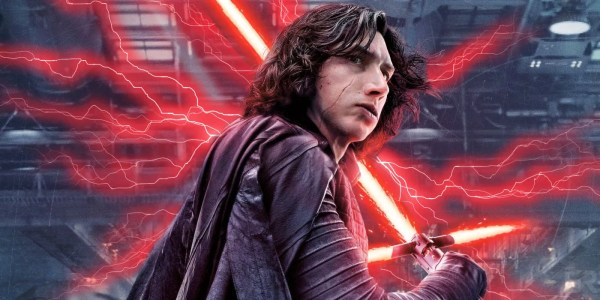 Star Wars: Adam Driver Says Kylo Ren Is The Son Of