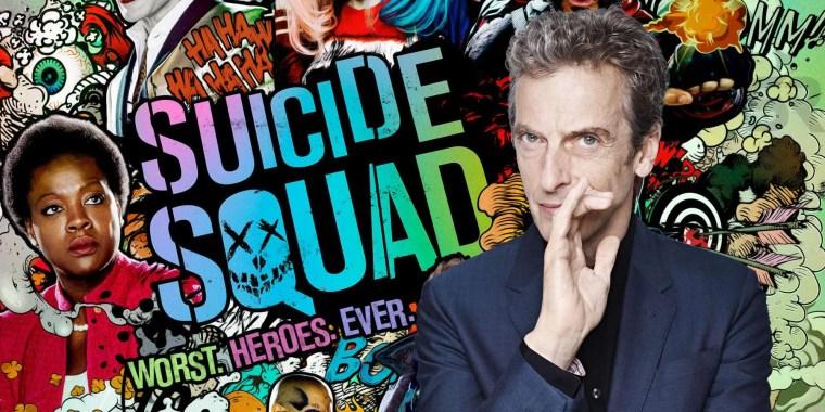 Resultado de imagem para peter capaldi suicide squad
