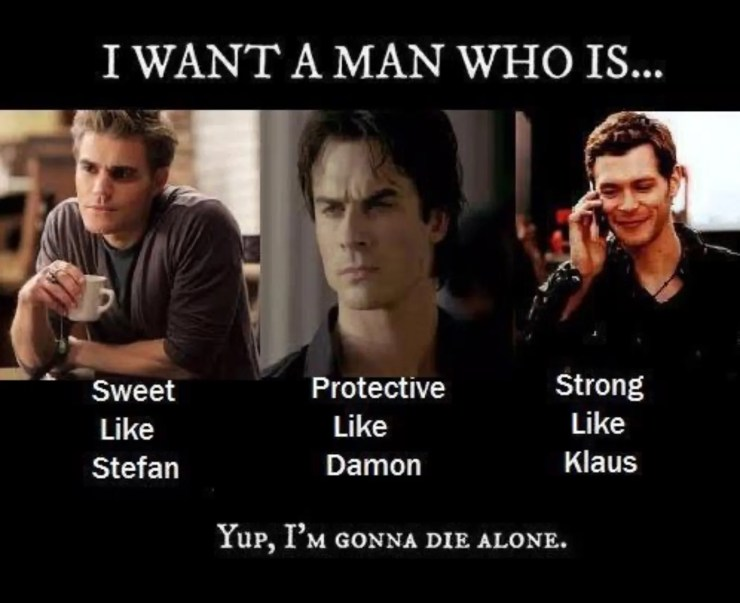 The Vampire Diaries 10 Hilarious Stefan Memes That Only True Fans