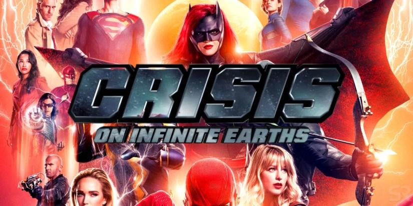 Resultado de imagen de crisis on infinite earths