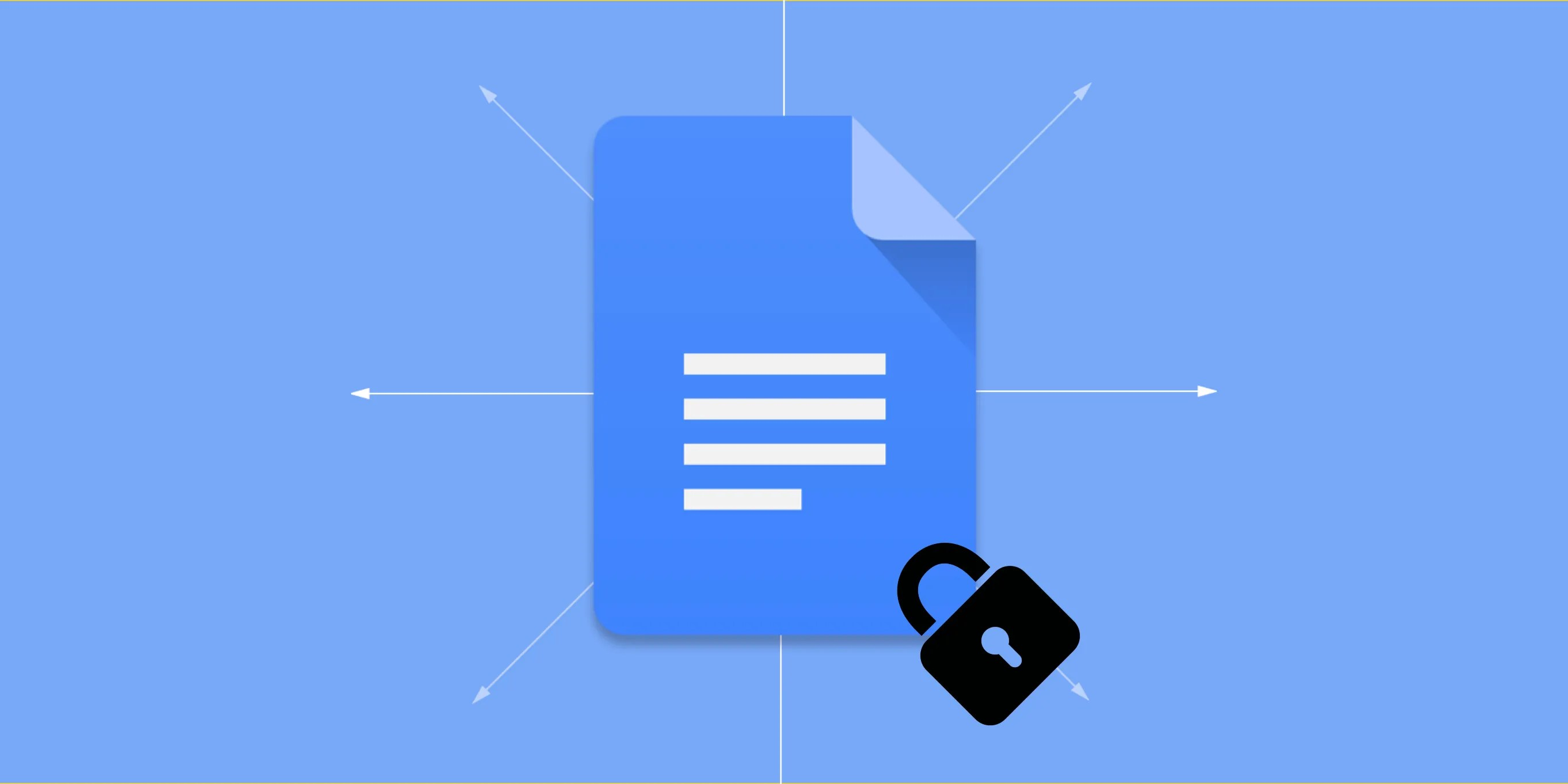are google docs completely private