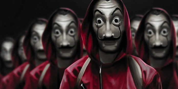 Money Heist: Why They Really Wear Salvador Dalí Masks & Red Jumpsuits