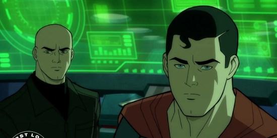 Extrait Superman : Man of Tomorrow