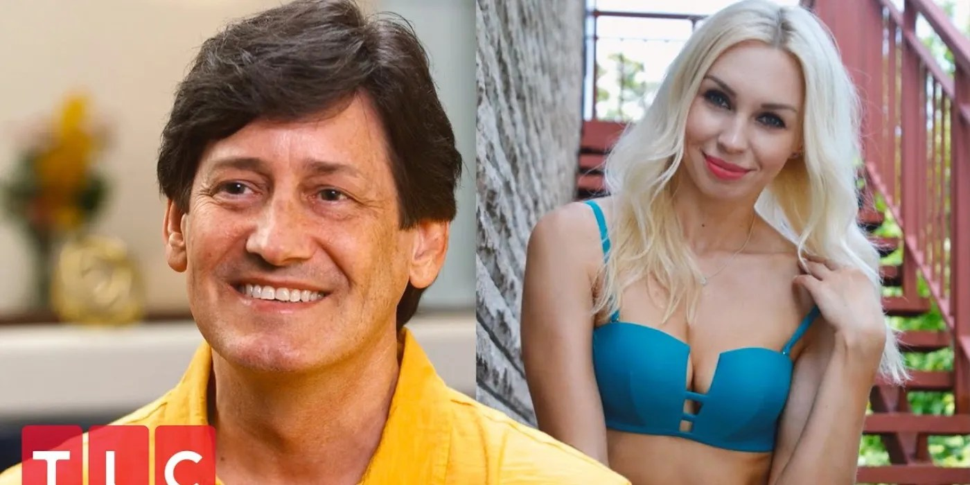 Are 90 Day Fiance Stars Geoffrey Paschel And Varya Malina Engaged