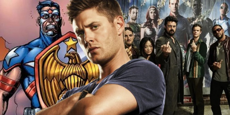 The Boys Jensen Ackles as Soldier Boy