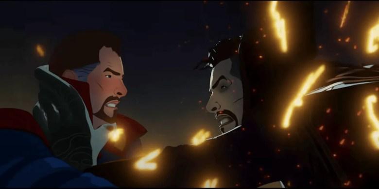 What If...? Doctor Strange Episode Details Reveal Evil Sorcerer Supreme