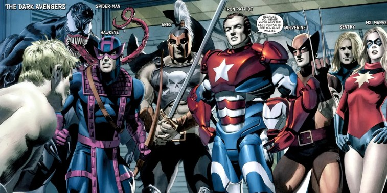 Image result for norman osborn patriot