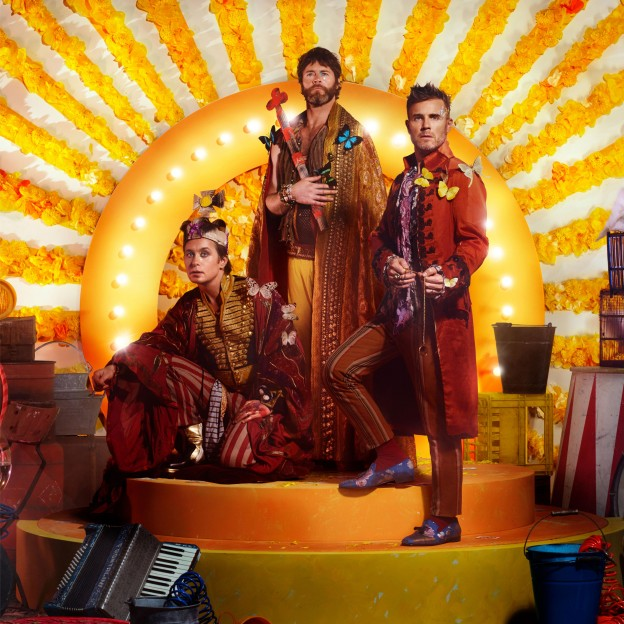 Image result for take that giants single
