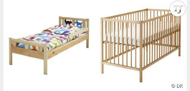 ikea rappelle des lits pour enfants