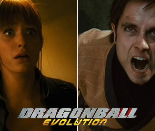 Mind Blowing Things You Didnt Know About The Garbage Dragonball Evolution