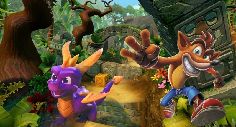 Activision May Be Bringing Gamers More Crash Bandicoot And Spyro Games