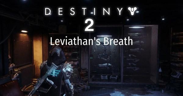 Destiny 2: Leviathan