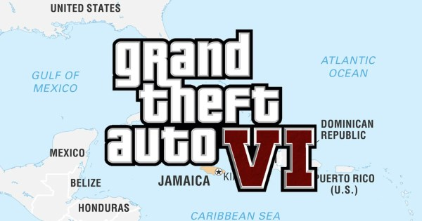 Rockstar Might Be Hinting At GTA VI Locations With Holiday Gifts