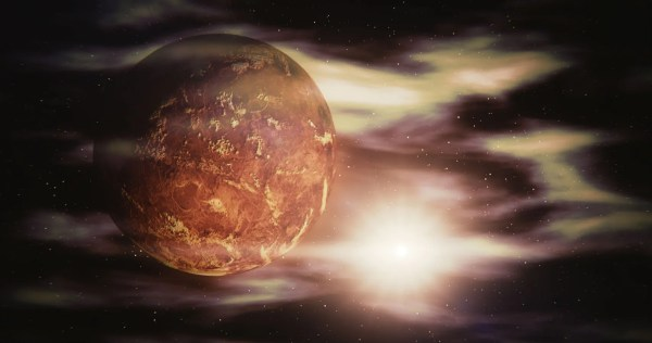 New Research Reveals Venus May Have Once Been A Habitable Planet