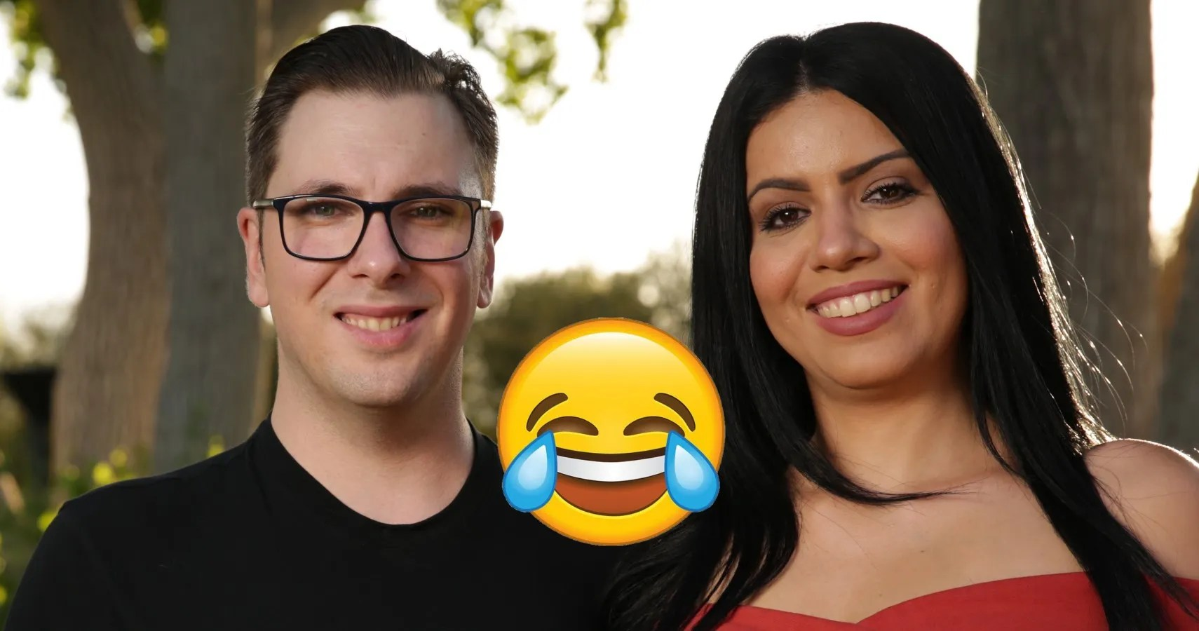 90 Day Fiance Before The 90 Days David And Lana Are Engaged