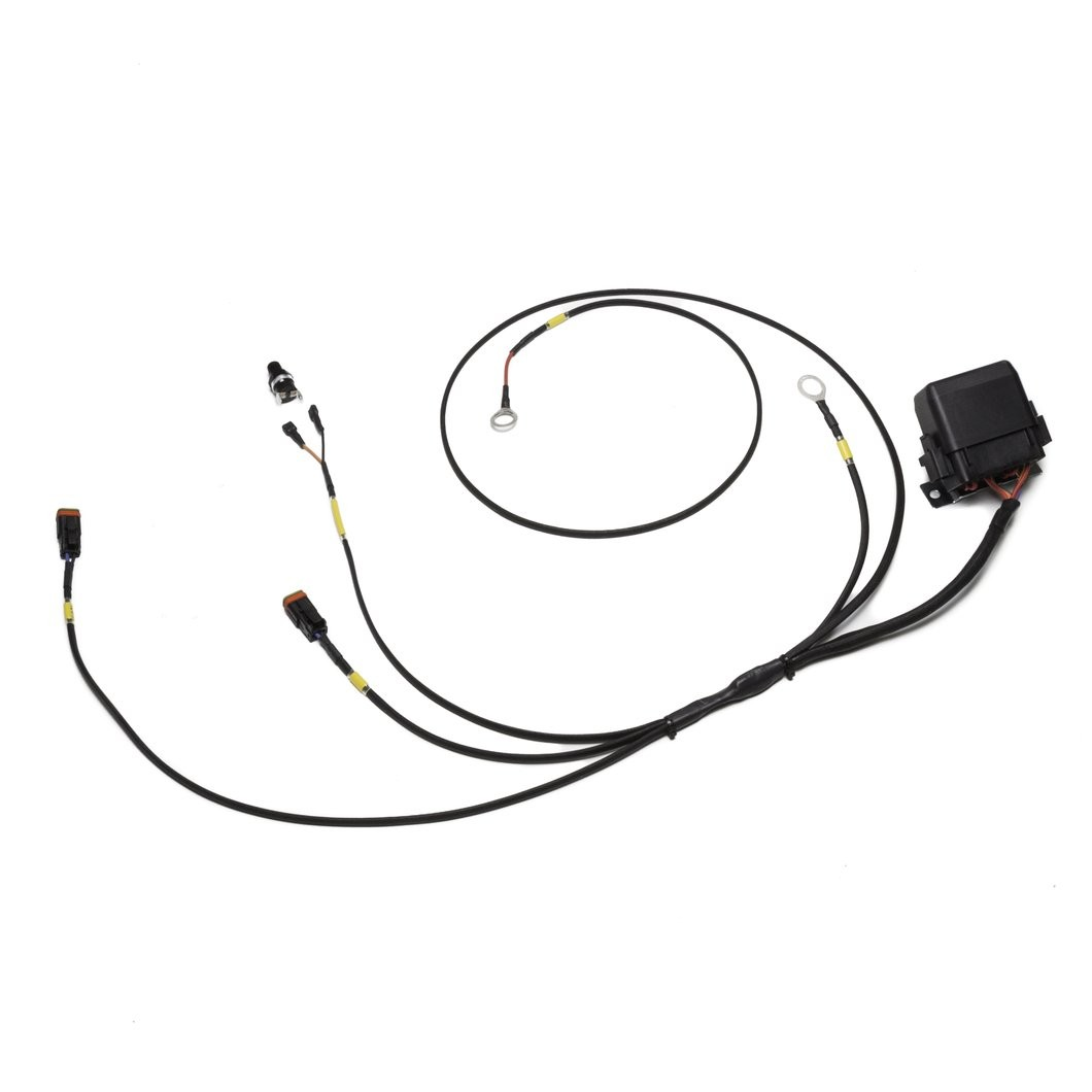 350z Chase Bays Dual Fan Relay Wiring Harness With 180o F