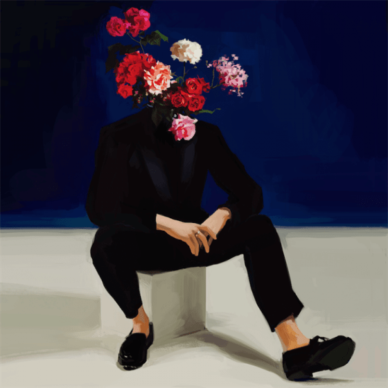 Artwork d'Ignasi Monreal, postée par Christine and The Queens.