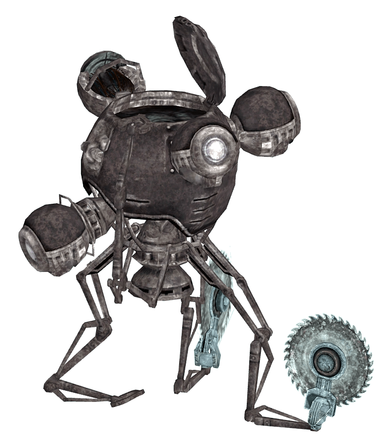 Mister Handy The Fallout Wiki Fallout New Vegas And More