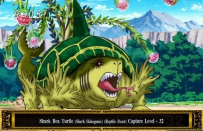 Shark Box Turtle - Toriko Wiki