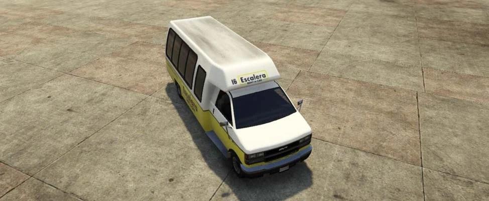 Rental Shuttle Bus