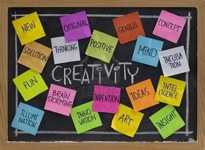 Resultado de imagen de disciplina y creatividad en la educación